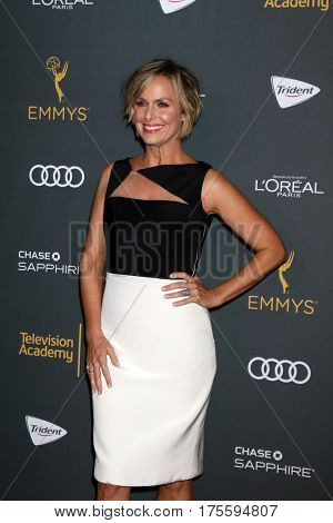 LOS ANGELES - SEP 16:  Melora Hardin at the TV Academy Performer Nominee Reception at the Pacific Design Center on September 16, 2016 in West Hollywood, CA