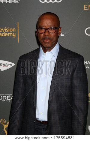 LOS ANGELES - SEP 16:  Courtney B. Vance at the TV Academy Performer Nominee Reception at the Pacific Design Center on September 16, 2016 in West Hollywood, CA