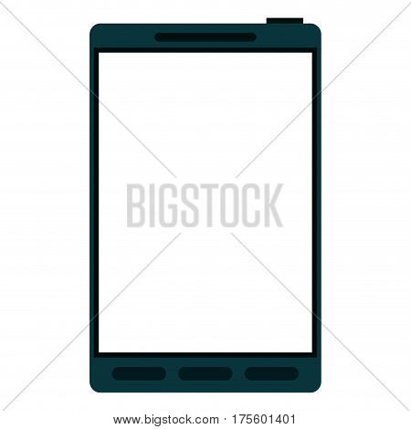 smartphone mobile technology device vector illustration eps 10