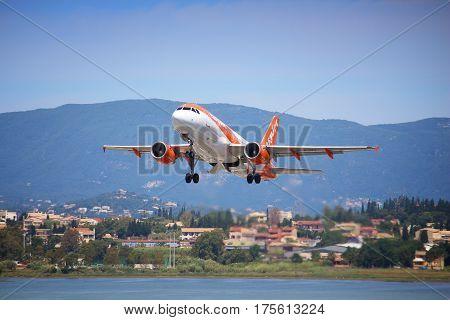 Easyjet Greece