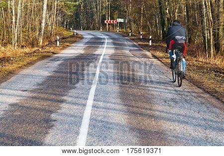 bike, walk, outdoor activities, weekend freedom touring