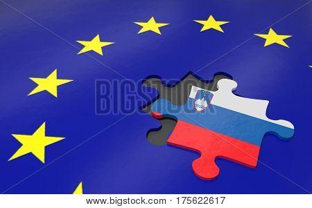 Slovenia And Eu