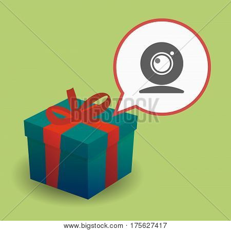 Present With A Web Cam