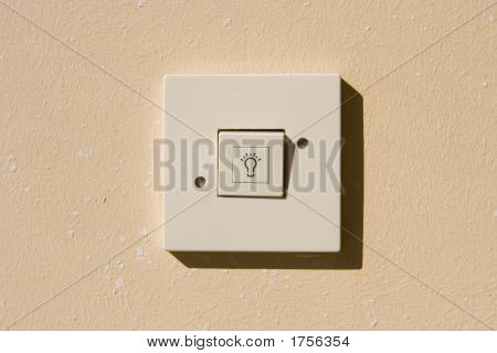 Traditional Electrical Switch