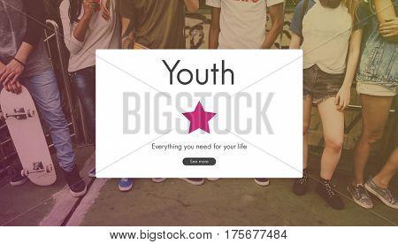 Youth Spirit Teenager Personality Characteristics