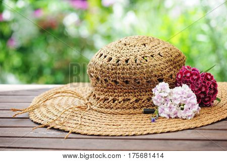 female summer hat