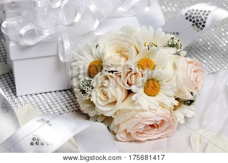 beautiful wedding composition