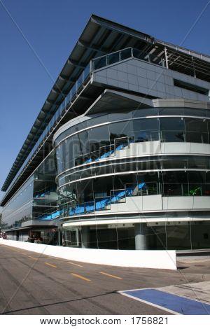 Modern Glass Construction