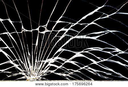 Broken Glass Texture