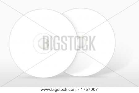 Two Blank Cd