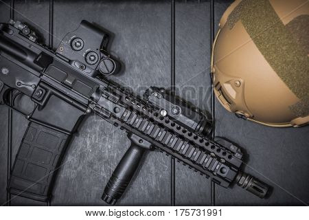 assault rifle ar15 for law government use