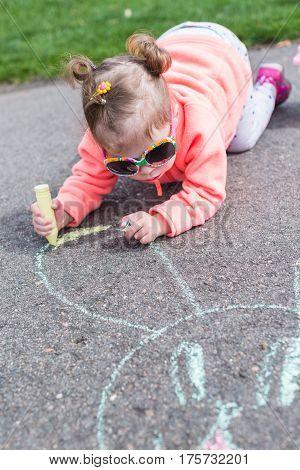 Street Charlk Art