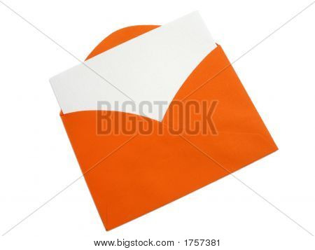 Colorful Envelope - 1