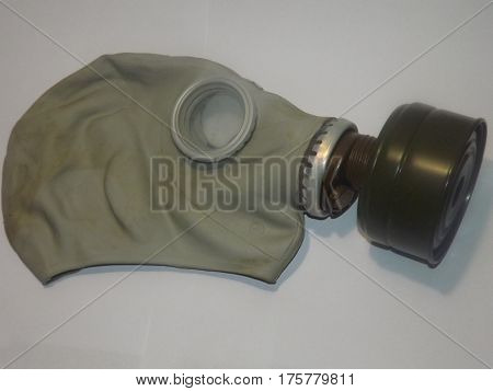 Gas mask, radiation, chemicals, smoke, chemicals, rescue, rubber, glass,