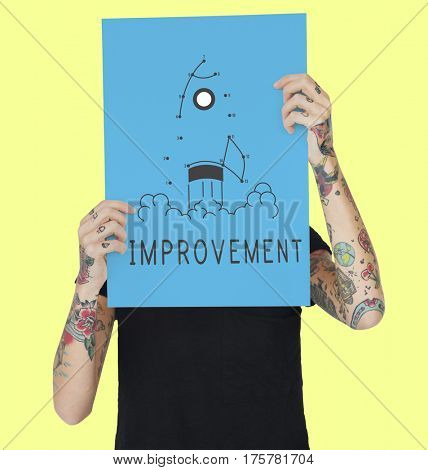 Goal Improvement Venture Aim Icon