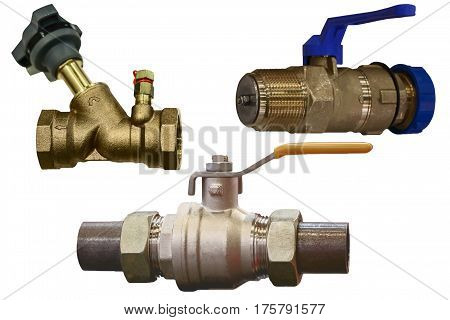 modern compact locking devices ensure reliable operation of various control systems and control of gas flows and liquid
