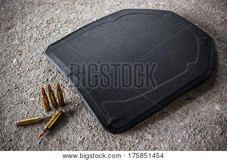 ballistic bulletproof plate carrier for into vest