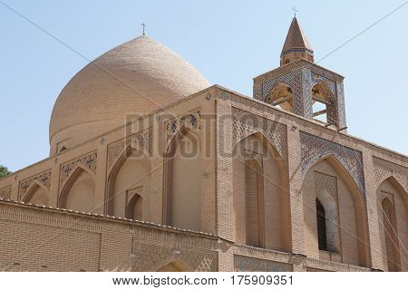 Vank Cathedral, Isfahan, Iran, Middle east, Central Asia