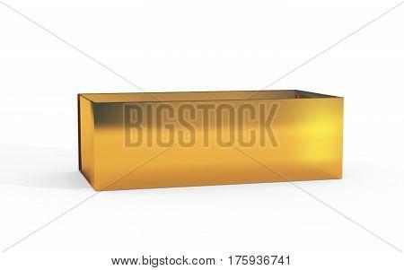 Golden Material Box