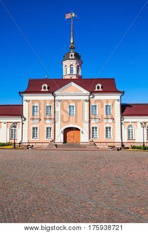 Artillery Court, Kazan Kremlin