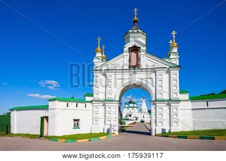 The Pechersky Ascension Monastery