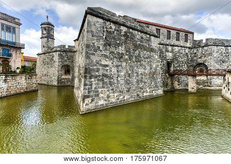 Castillo De La Real Fuerza - Havana, Cuba
