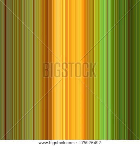 Repeating stripe pattern in yellows and greens