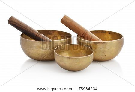 Tibetian Handcrafted Singing Bowls