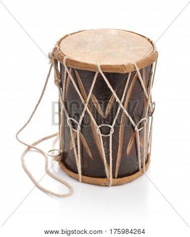 Traditional Indian Handcrafted Drum