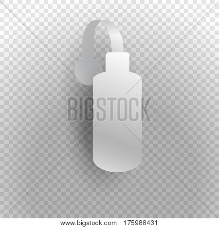 Shelf Wobbler Vector Photo Free Trial Bigstock