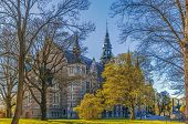The Nordic Museum is a museum located on Djurgarden island in central Stockholm Sweden dedicated to the cultural history and ethnography of Sweden poster