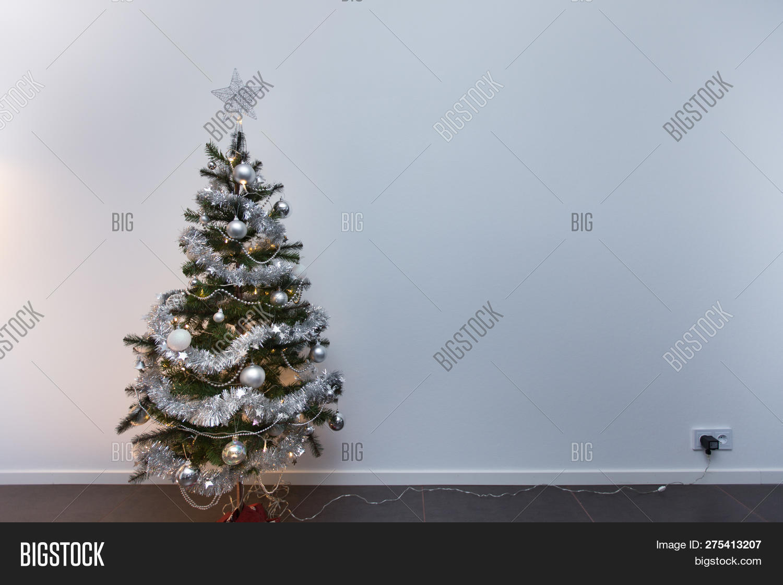 Small Christmas Tree Image Photo Free Trial Bigstock
