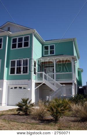 Colourful  Beach Home