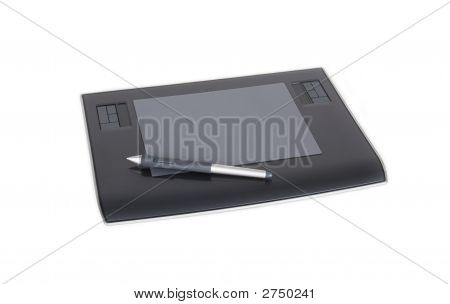 Computer Drawing Tablet 2