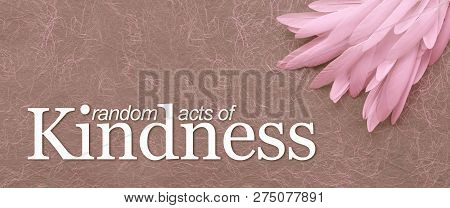 Angelic Random Acts Of Kindness  Pink Feather Background - Neat Pile Of Thin White Feathers In The T