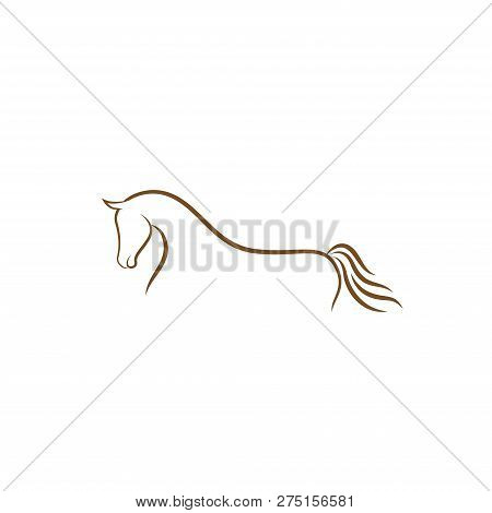 Horse. Horse Vector. Horse icon Vector. Horse symbol. Horse illustrations. Horse Logo. Horse Logo Vector. Horse EPS 10. Horse emblem. Horse badge. Horse Vector design. Horse vector illustration isolated on white background.