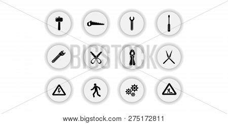 Tools Vector Icons. Tools Icon Symbols. Tools Icon Images. Tools Icon Pictures. Tools Pictograms. Is