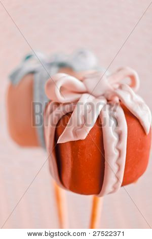 Cake Pops As A Gift