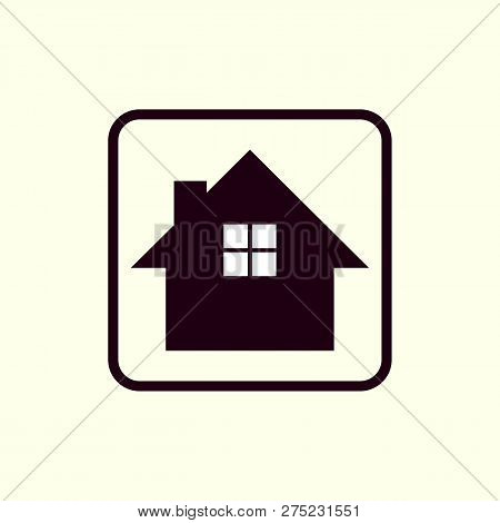 House Icon. House Icon Vector Isolated On White Background, . House Icon Simple. House Icon App. Hou