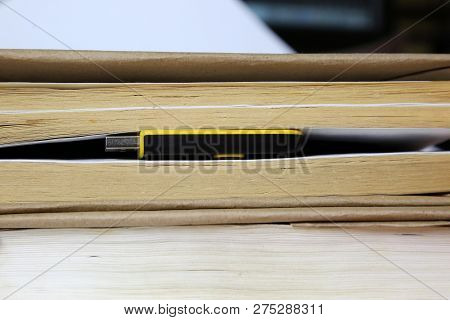 Concept, Flash Memory Replacement Book.
