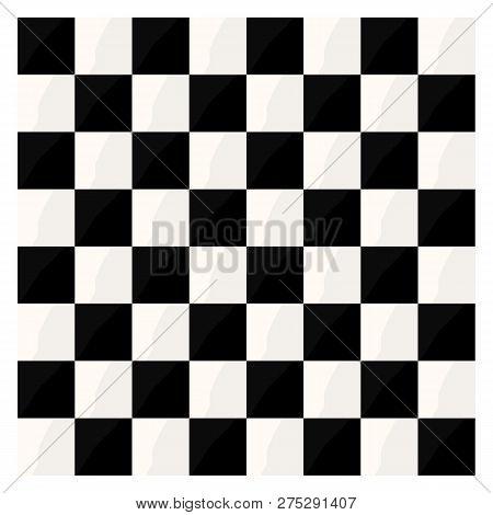 Vector Modern Chess Board Background Design. Art Design Checkered, Checkerboard, Chessboard, Planes.