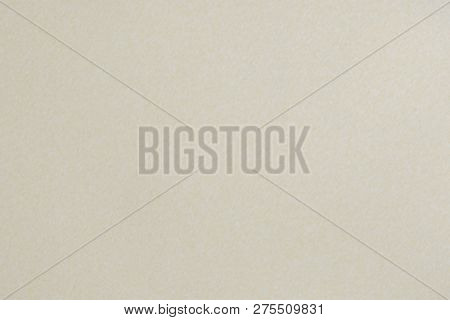 Texture Of Light Brown Cardboard, Abstract Background