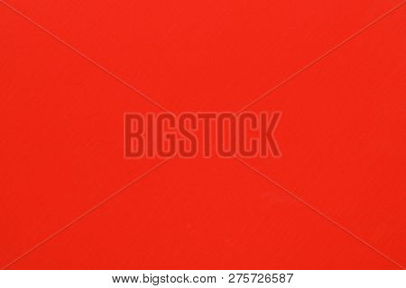 Texture Of Paper Red Color, Abstract Background