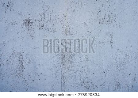 Old Withe Wall With Dots For Backgrounds