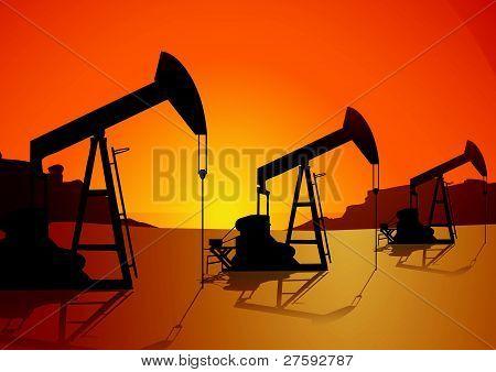 bombas de aceite