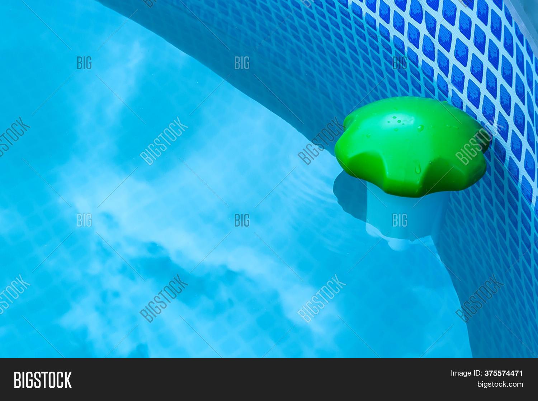 Swimming Pool Pipe Image Photo Free Trial Bigstock