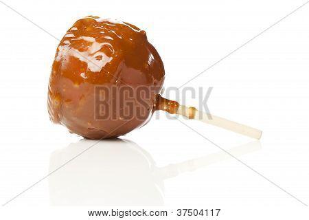 Homemade Taffy Apple