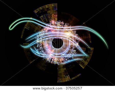 Eye Of Digits