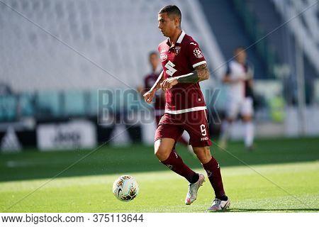 Torino, Italy. 04th July 2020. Italian Football League Serie A. Armando Izzo Of Torino Fc    During