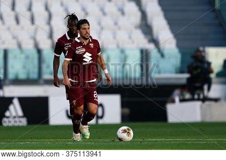 Torino, Italy. 04th July 2020. Italian Football League Serie A. Simone Verdi Of Torino Fc    During